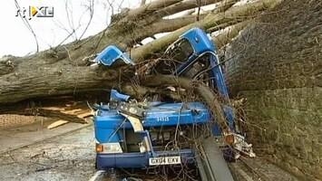 RTL Nieuws Storm raast over heel Europa