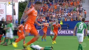 Ek Hockey 2013 - Nederland - Ierland (heren)
