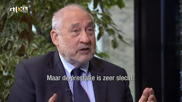 RTL Z Interview Joseph Stiglitz