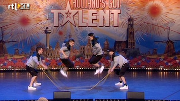 Holland's Got Talent DDF Crew (dans)
