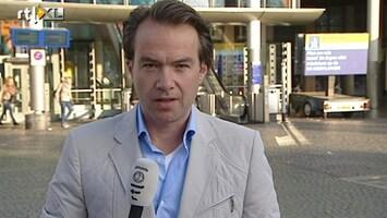 RTL Nieuws Verslaggever Den Bosch: Nog geen chaos