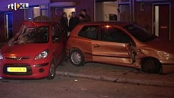 RTL Nieuws Ravage na ongeluk in Hoogeveen