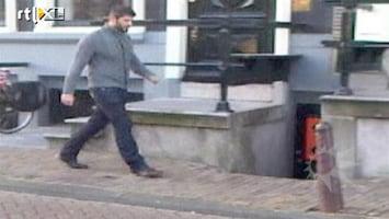 RTL Boulevard George Michael met vriend in Amsterdam