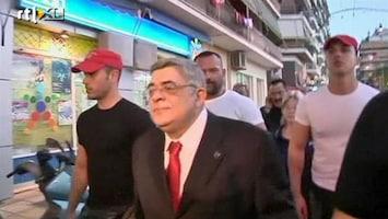 RTL Nieuws Griekse knokploegen jagen immigranten het land uit