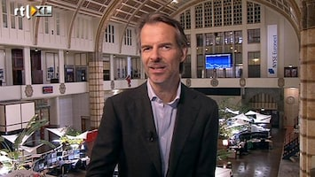 RTL Z Nieuws 11:00 Optelsom op beurs van grote en kleine onzekerheden