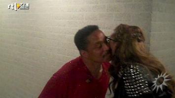 RTL Boulevard Jacksons ontmoeten Glennis Grace