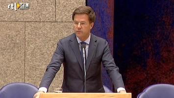 RTL Nieuws Rutte: Kamer en kiezer aan het woord