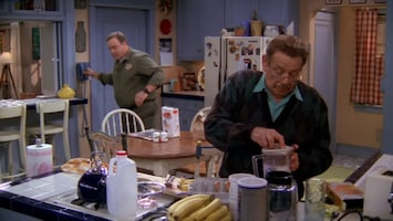 The King Of Queens Hungry man