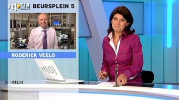 RTL Z Nieuws 17:30 AEX verliest 0,7% op vrees voor haperend economisch herstel