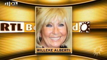 RTL Boulevard Willeke Alberti voor derde keer oma