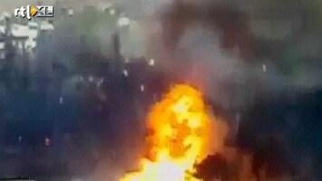 RTL Nieuws Aanslag op tank Syrië verspreid via internet