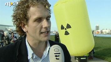 RTL Nieuws OM onderzoekt spooractie Greenpeace