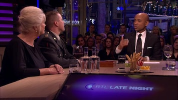Rtl Late Night - Afl. 74