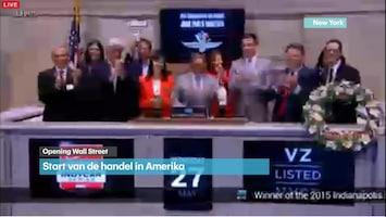 Rtl Z Opening Wall Street - Afl. 103