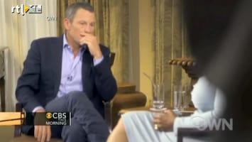 RTL Nieuws Armstrong geeft dopinggebruik toe aan Oprah