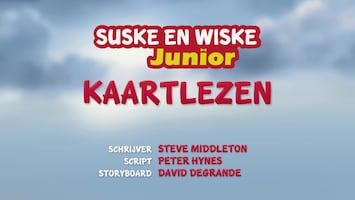 Suske En Wiske Junior - Kaartlezen