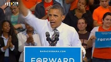 RTL Nieuws Obama en Romney strijden om Ohio