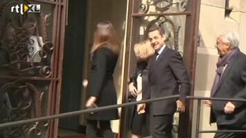 RTL Nieuws Fransen stemmen voor nieuwe president