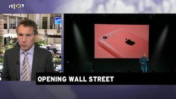 Rtl Z Opening Wall Street - Afl. 180