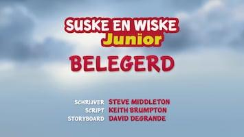 Suske En Wiske Junior - Belegerd