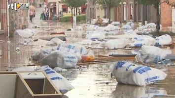 RTL Nieuws Veel overlast door noodweer