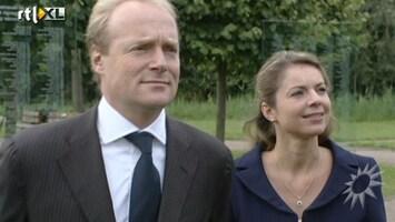 RTL Boulevard Prins Carlos en Annemarie verwachten tweede kindje