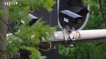 RTL Nieuws Dure politiecamera's niet effectief gebruikt