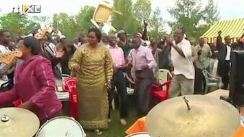 RTL Nieuws Kenia feest om 'Afrikaanse' president VS