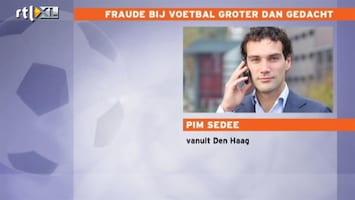 RTL Nieuws Europol: matchfixing bij honderden voetbalduels