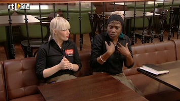 Herman's Restaurant School - Irritaties Over Sylvia