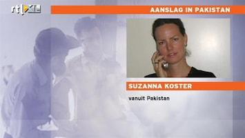 RTL Nieuws 'Aanslag geen vergelding Bin Laden'