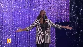 Glennis Grace: 'Ik had het niet beter kunnen doen'