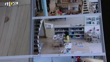 RTL Nieuws Proef met camera's in de schoolklas