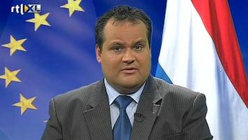 Wekelijks Gesprek Met De Minister Van Financien Wekelijks Gesprek Met De Minister Van Financien /2011-05-18