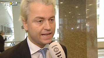 RTL Nieuws Wilders: Nivellering is kiezersbedrog van de VVD