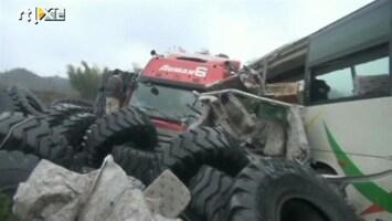 RTL Nieuws Ernstig ongeluk op snelweg China
