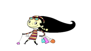 Doodle - Fashionista