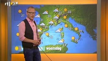 RTL Nieuws RTL Weer: 'Ronduit zomers weer in Nederland en rest Europa'