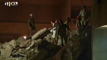 RTL Nieuws Flats ingestort in Rio