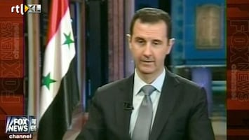 RTL Nieuws Assad: Vernietiging gifgas duurt jaar