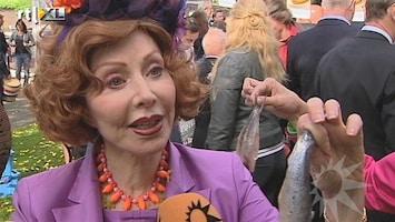 RTL Boulevard BN'ers smullen bij de Haringparty