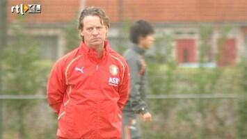 RTL Nieuws 'Super Mario' weg bij Feyenoord