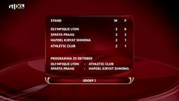 RTL Voetbal: Uefa Europa League Samenvattingen UEFA Europa League Samenvattingen Aflevering 2