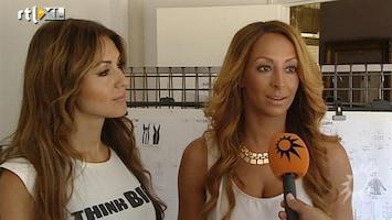 RTL Boulevard Maria Tailor en Tamara Elbaz kopen merk Percy Irausquin