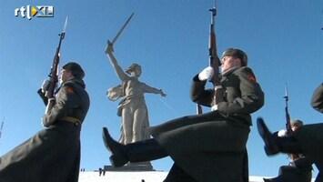 RTL Nieuws Rusland herdenkt de slag om Stalingrad