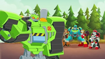 Transformers Rescue Bots Academy Afl. 17