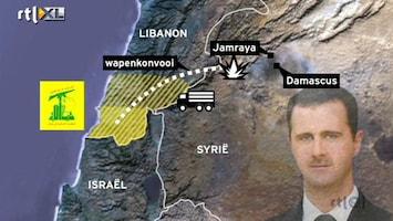 RTL Nieuws Syrië en Iran dreigen Israël met tegenaanval