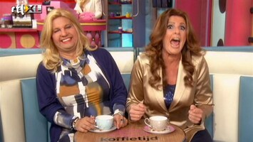 De TV Kantine De lach van Loretta