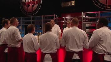 """Topchef Tegen Sterrenchef """"aflevering 1"""" - Afl. 8"""