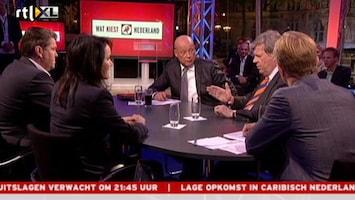 RTL Nieuws Frits Wester: D66 en CDA gaan rol spelen in formatie